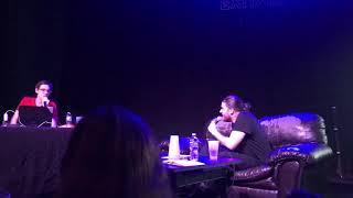Supermega live 4/10 Nashville matt drunk draws ryan