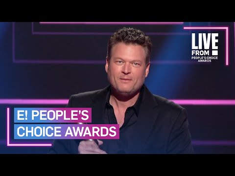 blake-shelton-thanks-new-fiancee-gwen-stefani-at-2020-pcas!-|-e!-people's-choice-awards