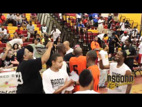 Kemba Walker Amazing 3 Point Buzzer Beater Win At Osgood Shootout 2011