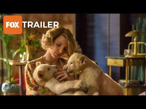 "The Zookeeper's Wife (2017) ""Un Refugio Inesperado"" | Trailer oficial (Subtitulado)"