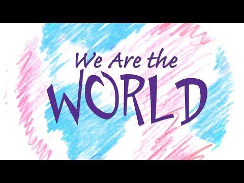 Como Cantar We Are The World - Música Completa!