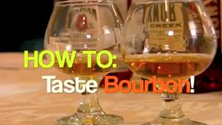 HOW TO Taste Bourbon: Wİth Fred Noe of Jim Beam. - HHG #151