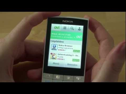 Nokia X3-02 Touch and Type Test Multimedia