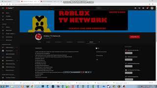 bloccare Roblox TV rete per avvitamento Me