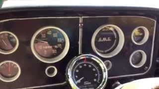 1956 GMC 100 Resurrection. Super Rare Pontiac V8