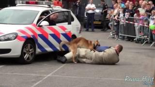 Open dag Brandweer Ambulance Politie