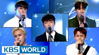 HIGHLIGHT (하이라이트) - SLEEP TIGHT [Music Bank COMEBACK / 2017.06.09]