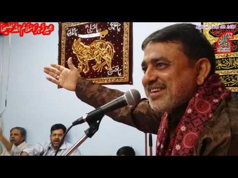 Zafar Abbas Zafar -  Mustafa Jaan e Rehmant Pay Laakhon Salam