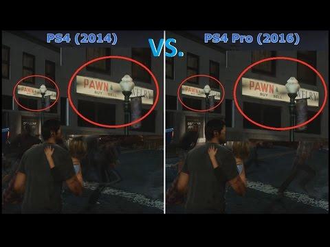 PlayStation 4 Pro - Testování a srovnávání   CZ   Test hluku, spotřeby a grafiky   1080p Video