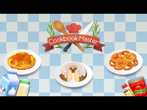 Cookbook Master - Be the Chef!