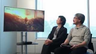 The Legend of Zelda Wii U - New Gameplay Trailer