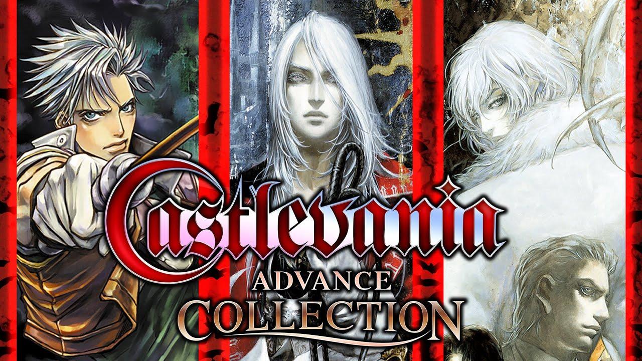 Castlevania Advance Collection Trailer