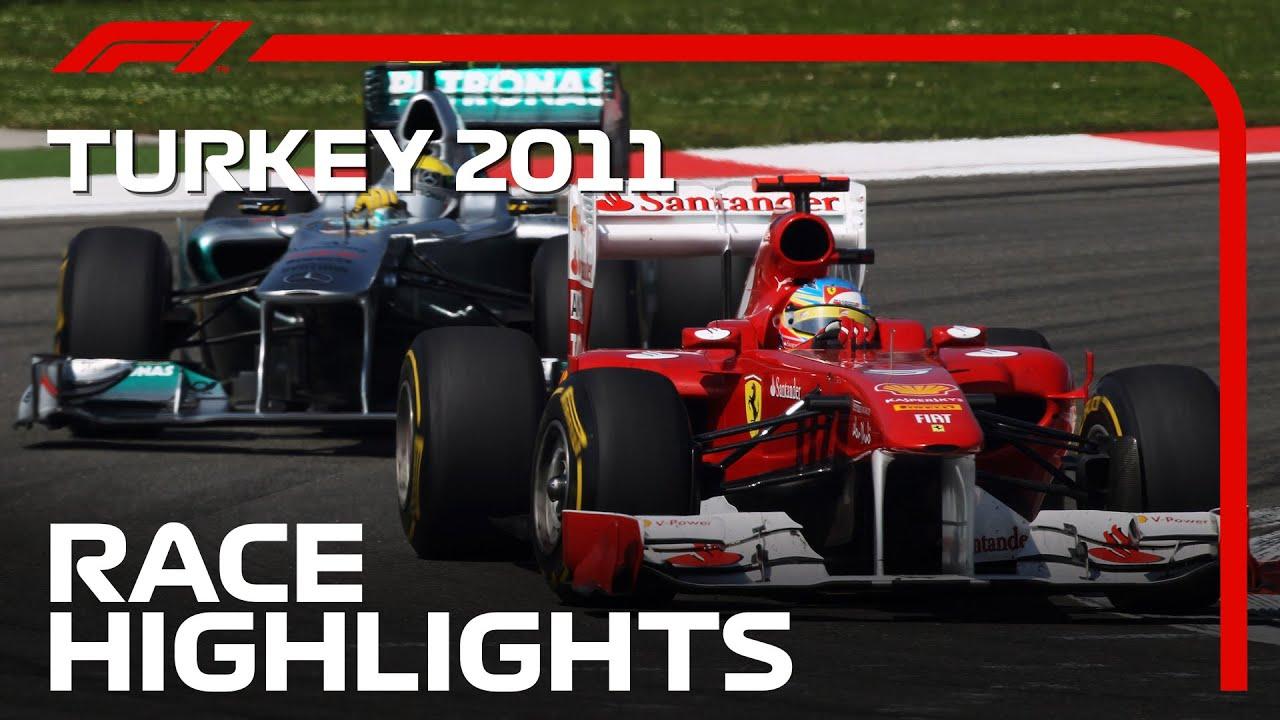 Download 2011 Turkish Grand Prix: Race Highlights