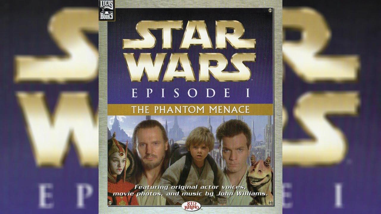 Star Wars Episode I: The Phantom Menace Summary & Study Guide