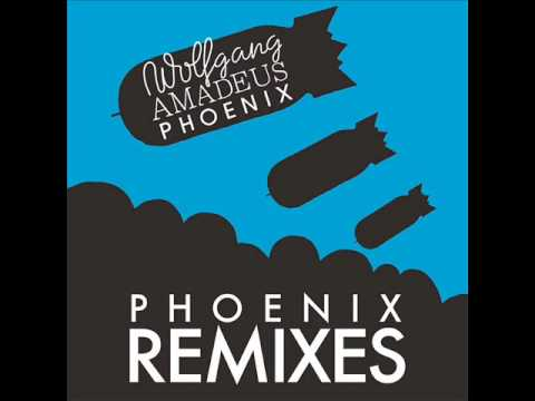 Phoenix - Girlfriend  (Young Fathers Remix)