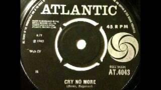 Ben E King - Cry No More