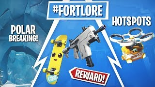 *NEW* Fortnite Update! 9.10 Info, Free Items, Leaks, Polar Peak!
