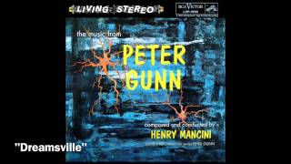 Henry Mancini - Music from Peter Gunn Original Soundtrack - Dreamsville