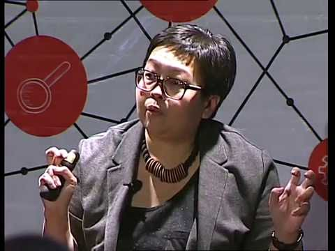 A Banker Who is also a Fiction Writer | Ika Natassa | TEDxKesawanSquare