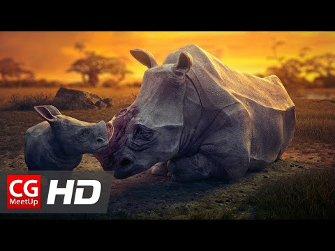"CGI Animated Short Film HD ""Dream "" by Zombie Studio 