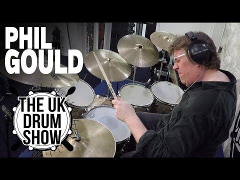 PHIL GOULD | U.K. Drum Show 2017