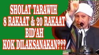 Download Video Sholat Tarawih 11 rakaat, 20 Rakaat bukan bid'ah (Buya Yahya) MP3 3GP MP4
