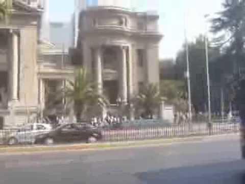 Chile: Biblioteca Nacional, Santiago (6/6) 2013-12-26(Thu)0954hrs
