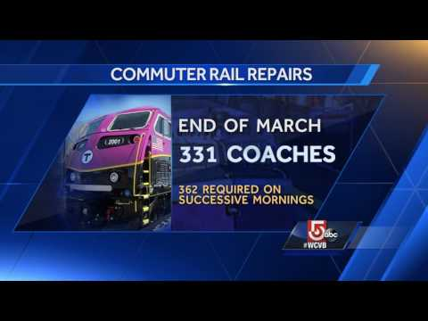 Here's why your MBTA train is so crowded