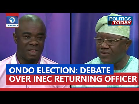 APC, PDP Disagree Over INEC Returning Officer For Ondo Election