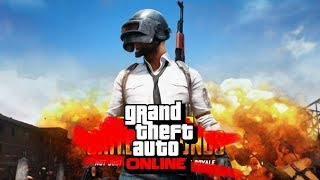 GTA'S BATTLEGROUNDS - GTA 5 Gameplay