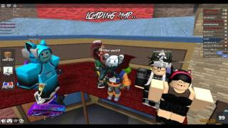 Meeting my twin in Murder Mystery 2 :OOO (Roblox Murder Mystery 2)