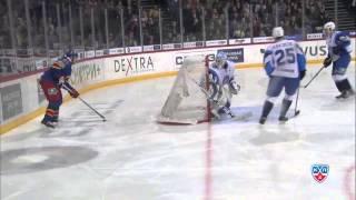 Пижонский финт Умарка / Omark makes fun of Minsk with a tricky goal attempt