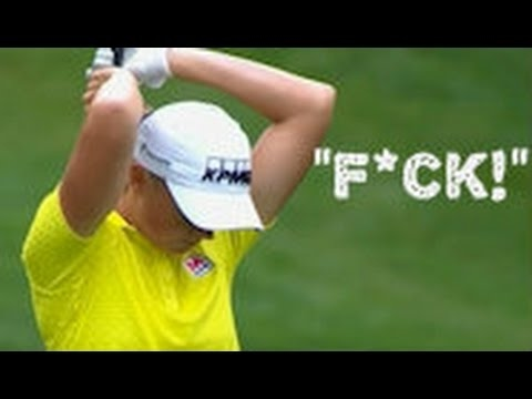 NOT HAPPY! Golf Star Stacy Lewis Unhinged at 2016 Evian Championship LPGA Tournament