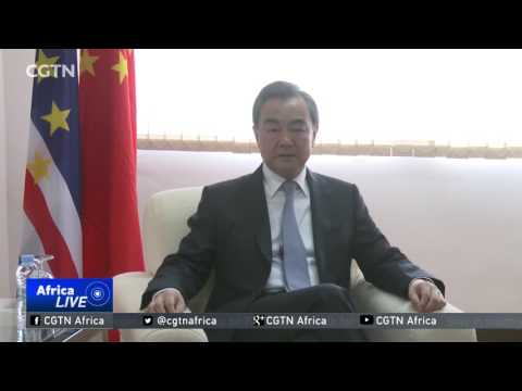 Chinese foreign minister welcomes Cape Verde