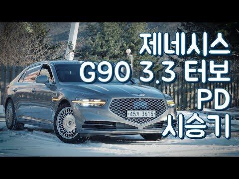 Xe Hyundai Genisis G90 Model 2020