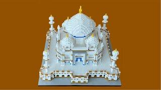 Building The Taj Mahal With \