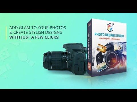 Photo Design Studio  - Creative Photo Software Suite Review