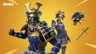 FORTNITE: *NEW* MUSHA AND HIME SKIN GAMEPLAY!! PORTABLE RIFTS?!?!