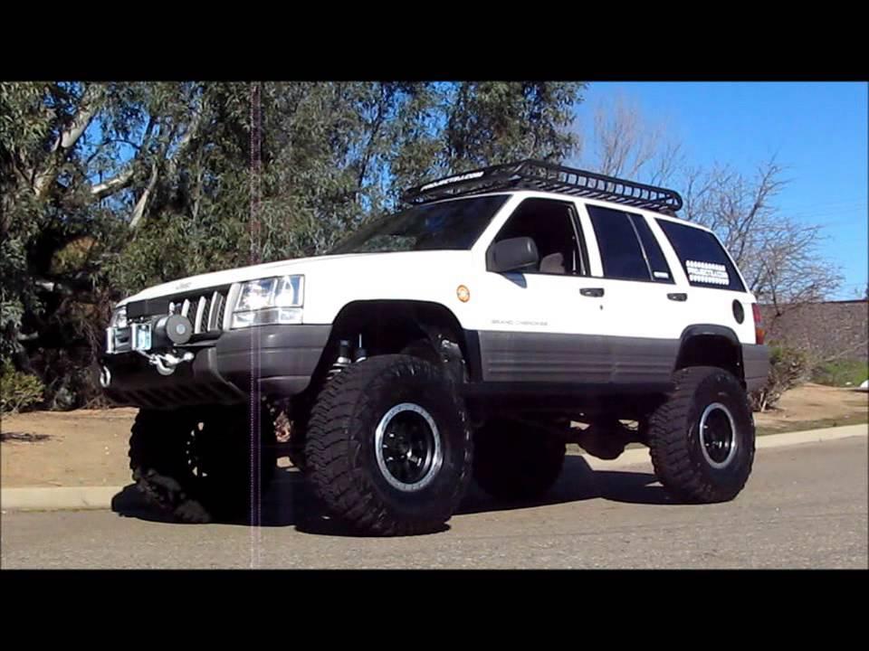 1996 Jeep Grand Cherokee Laredo >> Jeep Grand Cherokee 4x4 Project ZJ Part 43 Method Race Wheels Double Standard 15x8 - YouTube