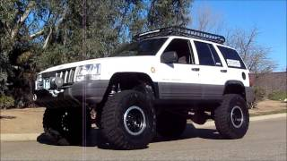 Jeep Grand Cherokee 4x4 Project ZJ Part 43 Method Race Wheels Double Standard 15x8