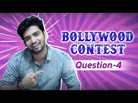 Lucky Winner 5000/- Rs | Bollywood Contest | Question 4