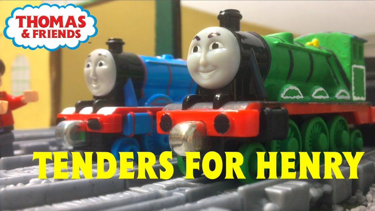 Thomas /& Friends Take-n-Play Henry Magnetic~NEW~