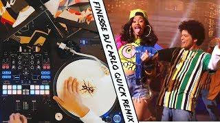 Bruno Mars - Finesse (DJ Carlo Quick Remix)