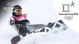 Sebastien Toutant goes big to win first Big Air gold | Day 15 | Winter Olympics 2018 | PyeongChang