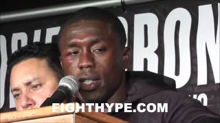 ANDRE BERTO SAYS HE GOT BACK TO FUNDAMENTALS AFTER TOP FIGHTERS EXPOSED HIS FLAWS