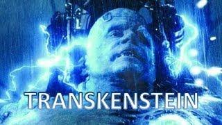 Transcendence, Lawnmower Man, Frankenstein, Metropolis & Kabbalah