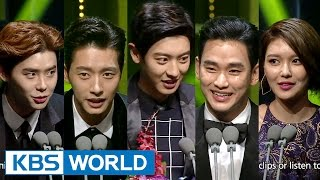 Video Korea Drama Awards | 코리아 드라마 페스티벌 (2015.10.27) download MP3, 3GP, MP4, WEBM, AVI, FLV Mei 2018