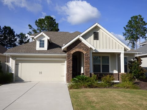 Hampton Lake in Bluffton SC Water View Home For Sale