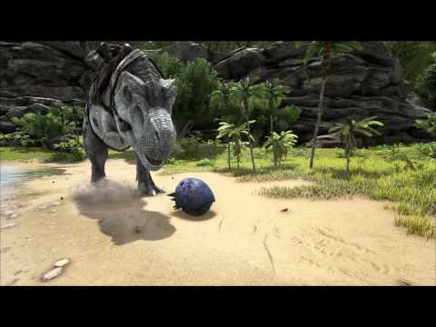 ARK: Survival Evolved Introduces The Doedicurus