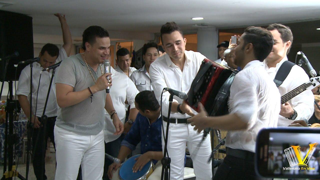 Lo Ajeno Se Respeta (En Vivo) - Silvestre Dangond, Lucas & Sergio Luis Rodríguez (Fiesta Privada) HD